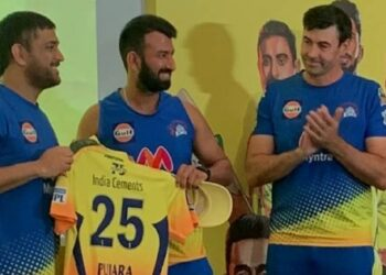 Photo Courtesy: Twitter/ChennaiIPL.