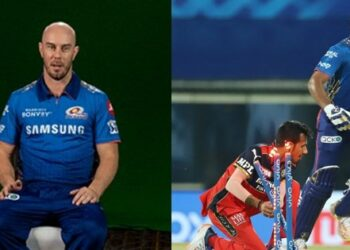 Photo Courtesy: Twitter/@mipaltan and iplt20.com