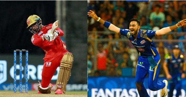 Photo Courtesy: Twitter/IPL and mipaltan