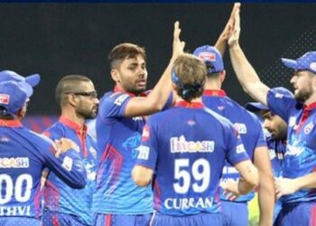 Photo Courtesy: Twitter/@DelhiCapitals