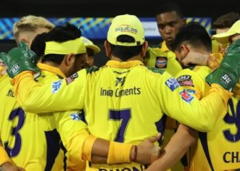 Photo Courtesy: Twitter/ChennaiIPL