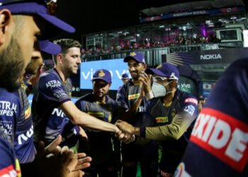 Photo Courtesy: Twitter/@KKRiders