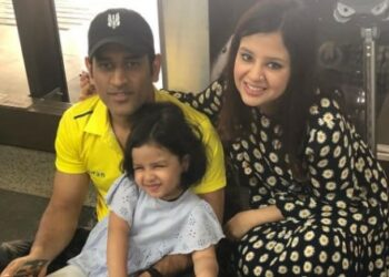Photo Courtesy: Instagram/@ziva_singh_dhoni