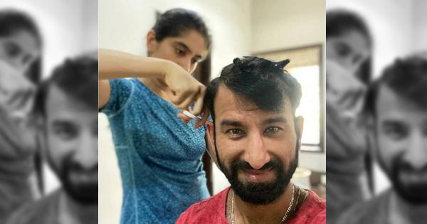 Photo Courtesy: Instagram/Cheteshwar Pujara