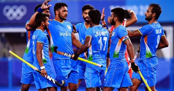 Photo Courtesy: Twitter/TheHockeyIndia
